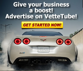 Learn more about advertising with VetteTube! title=
