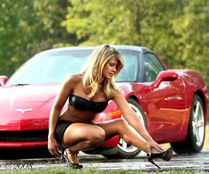 Corvette Babes