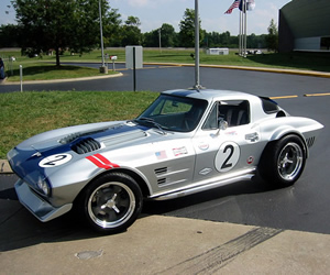 C2 Corvette Jigsaw Puzzles