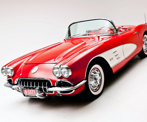 C1 Corvette Jigsaw Puzzles