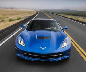 C7 Corvette Jigsaw Puzzles