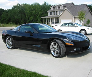 Member Garage:  TUNITUP - 2008 Corvette