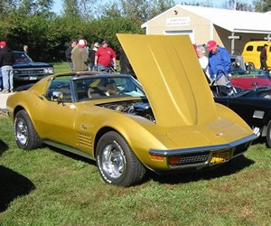 Member Garage:  TUNITUP - 1972 L48 Corvette