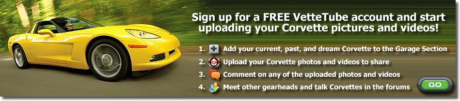Click here to get a free VetteTube account.