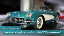 Dan Akerson Auctions off 1958 Corvette