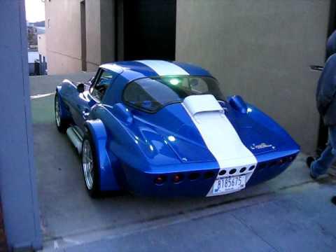 1963 corvette grand sport coupe mongoose replica vettetube com
