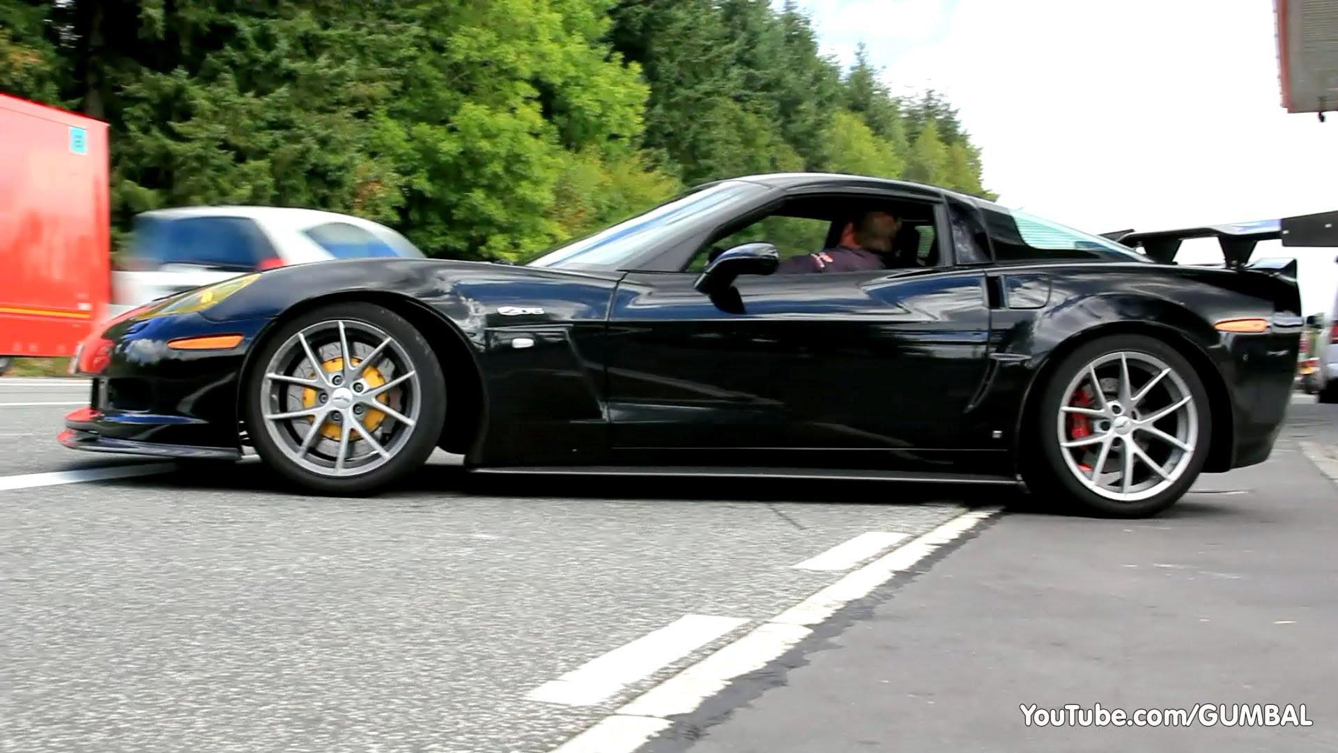 2008 Corvette For Sale >> Modified Corvette C6 Z06 - Brutal Sounds! - VetteTube ...