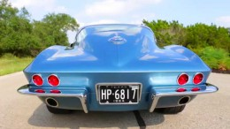 """Stepchild's Revenge""- My Fathers 1964 Corvette Stingray"