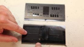 1984 – 1989 Corvette Gauge Fix #12 Replacement LCD Panels