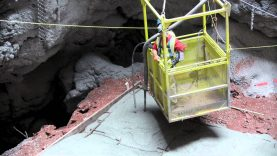 Let's See How The NCM Sinkhole Repairs Are Coming Along – 12-5-2014