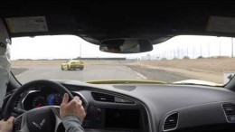 Bondurant School of Performance Driving – Corvette C7 (Wet)