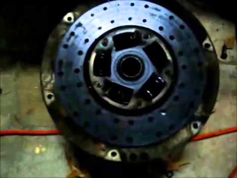 1963 Corvette clutch replacement, part 2 of 5, transmission removal