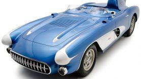 1956 Chevrolet Corvette SR-2 Factory Race Car offered by Corvette Mike Vietro