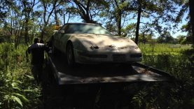 1995 C4 Corvette Restoration – Pt 1