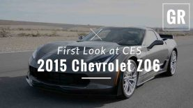 2015 Chevrolet Corvette Z06 Drive and Review – Gadget Review