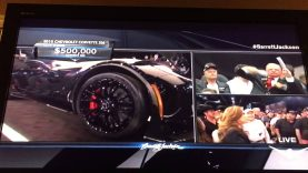 2015 Corvette Z06 Convertible VIN #00001 at Barrett Jackson