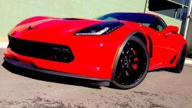 2015 Corvette Z06 FIRST DRIVE vs ORIGINAL 1963 C2 STINGRAY Z06