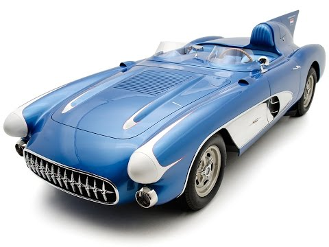 1956 Chevrolet Corvette SR-2 Factory Race Car offered by Corvette Mike Vietro