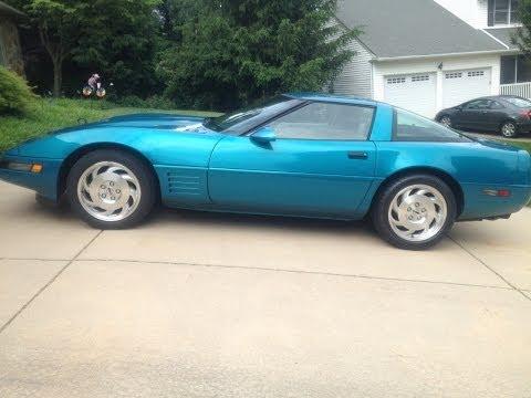 Corvette Fuel FIlter Tips N' Tricks, C4 generation