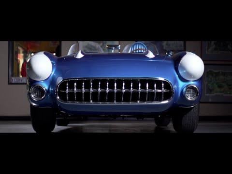 1956 Chevrolet Corvette SR2: The Start of a Legend