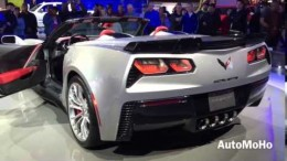 2015 Chevrolet Corvette Z06 C7 Convertible