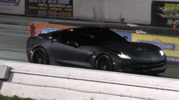 Z06 Killer – Supercharged C7 Corvette Runs 11.0 @ 133mph
