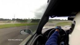 Corvette C5 Z06 Race Track