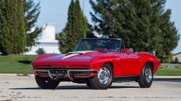 Wilmington, North Carolina Man Buys Gus Grissom's 1967 Corvette
