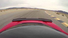 2015 Chevrolet Corvette Z06 Hits the Track
