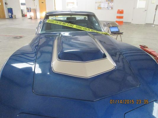 1972 Corvette Found After 42 Years, but Reunion Hits Roadblock