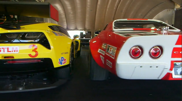 Corvette DNA: The L88 vs. The C7R