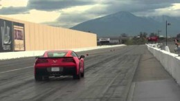 11-Second Drag Test: 2015 Corvette Stingray With 8-Speed Automatic