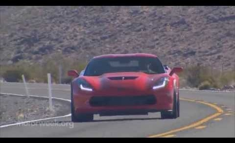 MotorWeek | Road Test: 2015 Chevrolet Corvette Z06