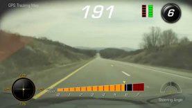 2015 Corvette Z06 Hits 199 mph – PDR Video