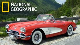 Chevrolet Corvette History – National Geographic