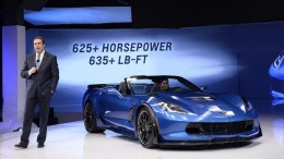 GM Reveals 2015 Corvette Z06 Convertible