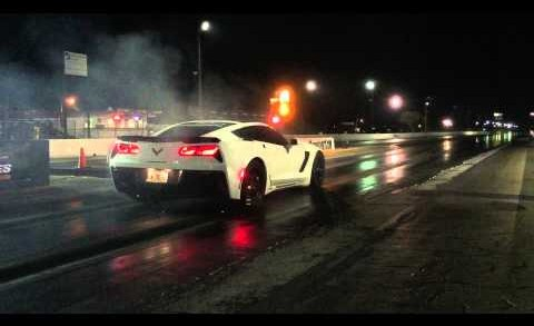 World's First 9 Second 2015 C7 Corvette Z06 – 9.87 @ 138mph