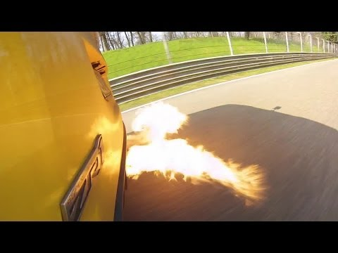 Watch A Lingenfelter Corvette ZR1 Scream Around Monza