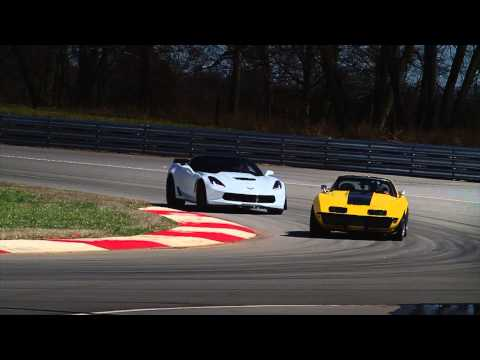 48 Hour Corvette – In ACTION