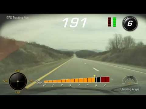 2015 Corvette Z06 Hits 199 mph – PDR Video