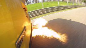 Watch A Lingenfelter Corvette ZR1 Scream Around Monza