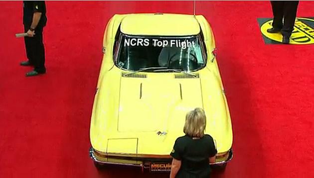 Mecum Auctions: 1966 Chevrolet Corvette Convertible