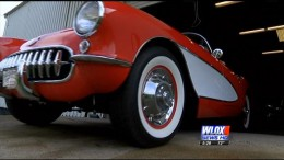 A 1957 Corvette Gets a New Lease on Life