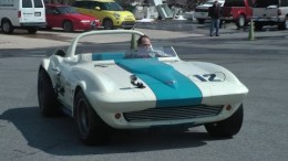 Driving an Original 1963 Corvette Grand Sport