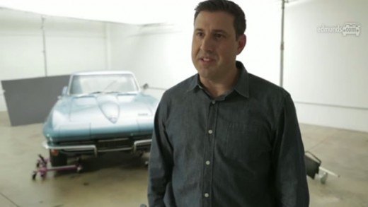 1966 Corvette: Photographing a Pop Icon | Behind the Scenes