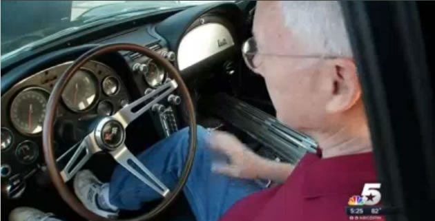 Stolen Corvette Returned After 42 Years