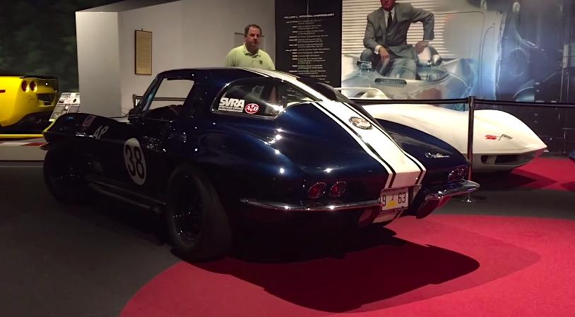 1963 Corvette Z06 Gulf Oil Race Car heading to Lone Star Classic in Dallas Texas