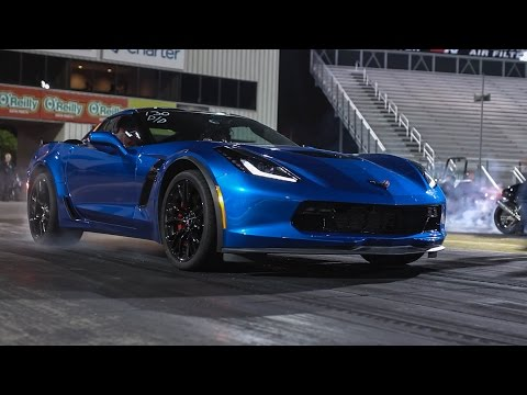 Lady Driven – 2015 C7 Z06 runs 10s 100% STOCK!!!