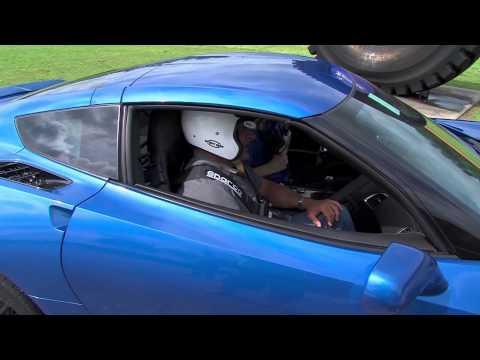 Corvette Test Drive – Michelin Performance Tires