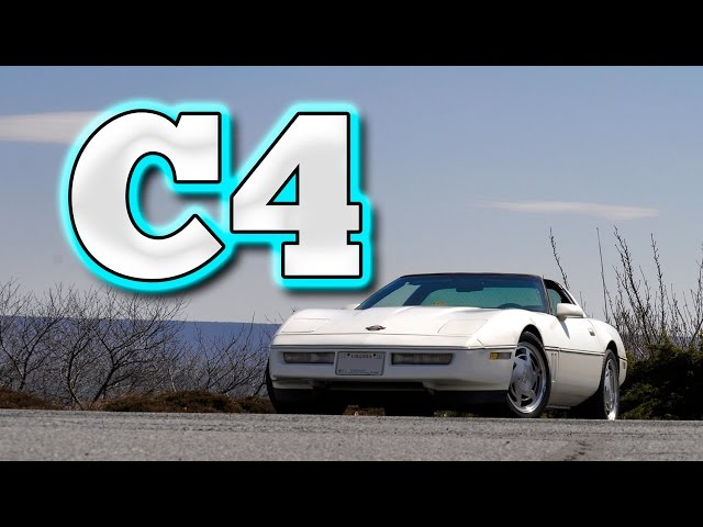 Regular Car Reviews: 1988 Chevrolet Corvette C4